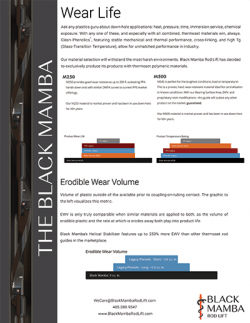 Black Mamba Rod Lift - The Black Mamba - For Wear